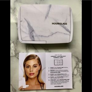 Hourglass Ambient Lighting  Surreal Light Palette